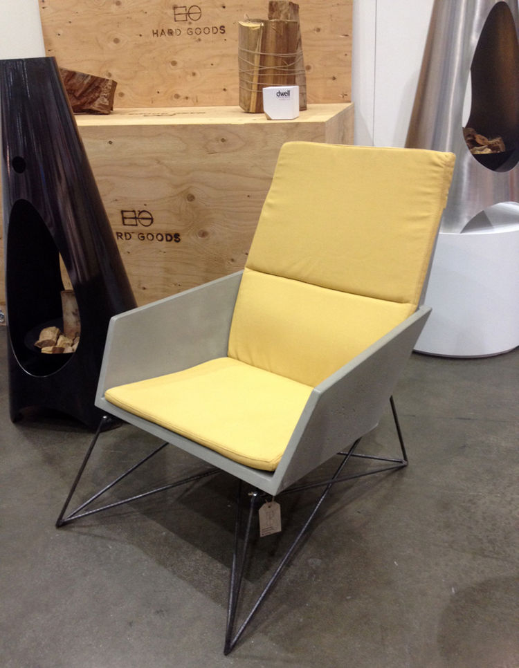 Hard Goods Muskoka Chair at Dwell on Design 2012