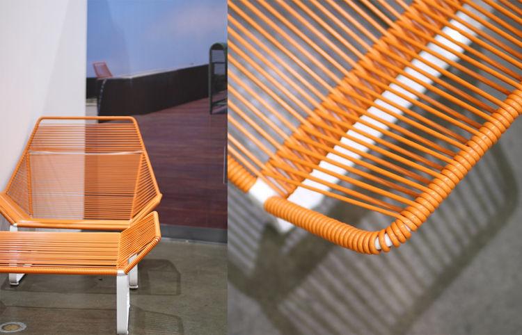 Ilan Dei Chair at Dwell on Design 2012