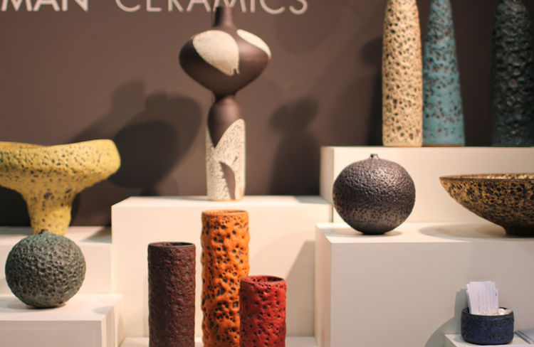 Josh Herman Ceramics at Dwell on Design 2012