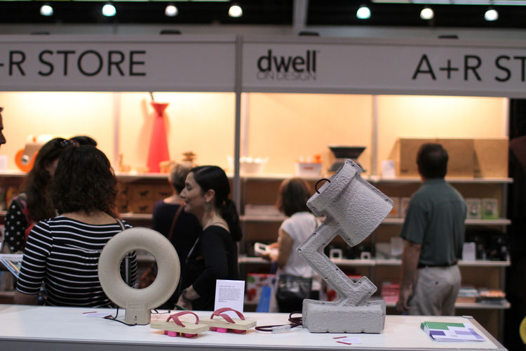 A+R Store at Dwell on Design 2012