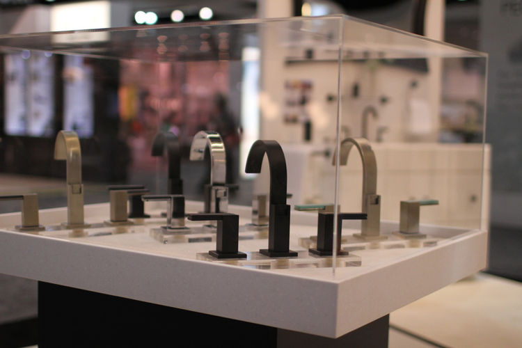 Brizo faucets at Dwell on Design 2012
