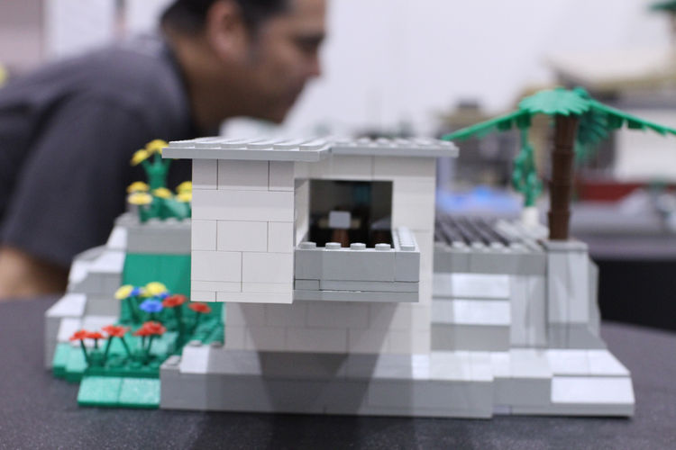 Lego house at Dwell on Design 2012