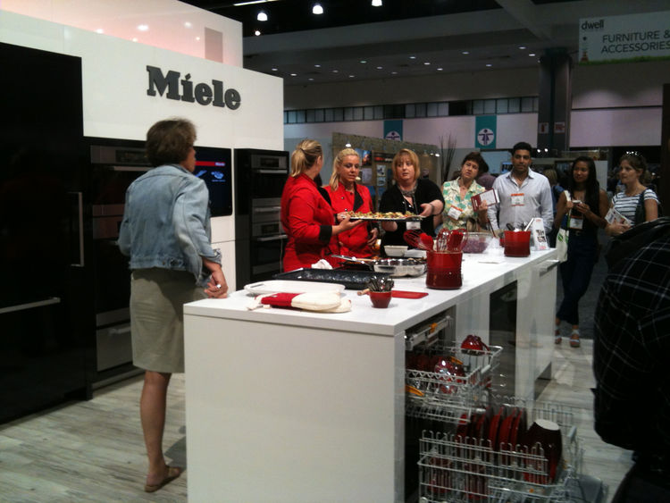 Miele at Dwell on Design 2012