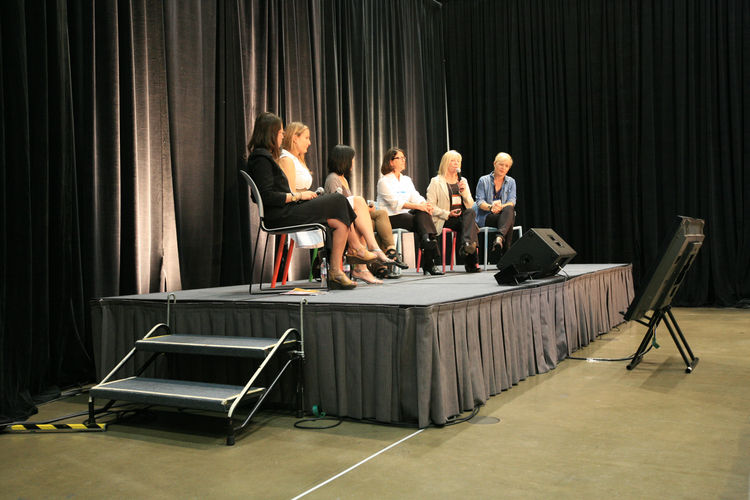 Women in Design Panel at Dwell on Design 2012