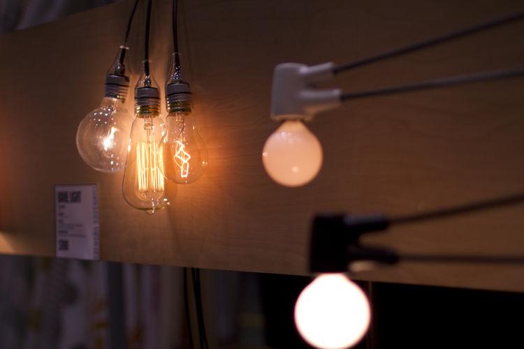 Modern lighting at Dwell on Design 2012