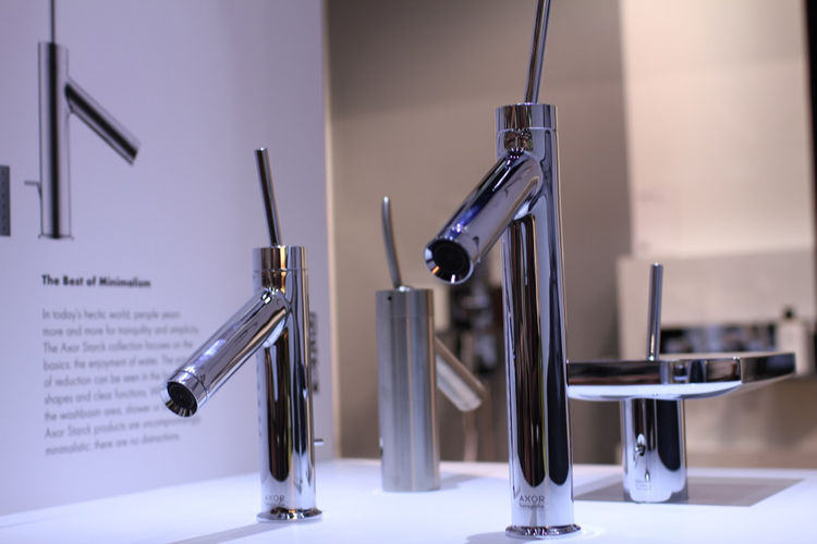 Axor faucets at Dwell on Design 2012