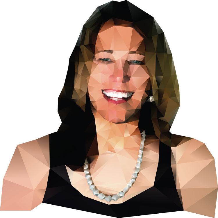 Susan Kare illustration by Jonathan Puckey