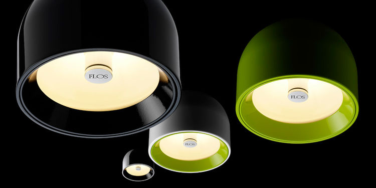 Modern lighting design ideas by Johanna Grawunder for FLOS