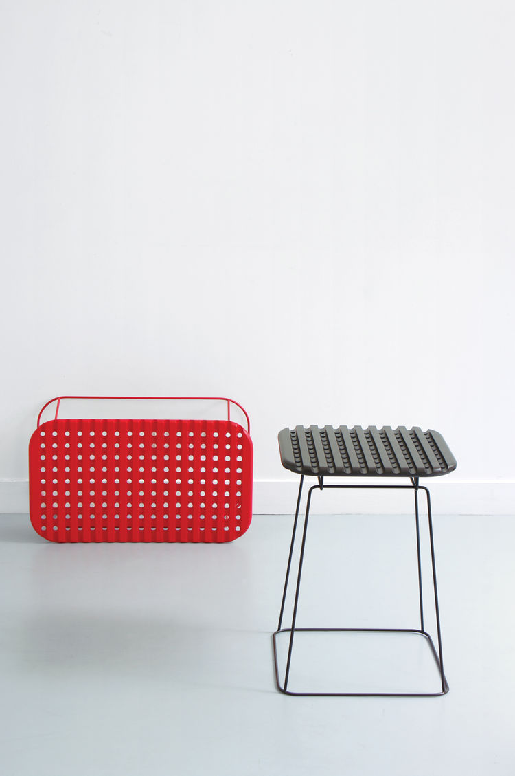 Ajours table by Normal Studio for ENO