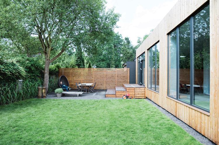 Peter Janke inspired garden landscaping