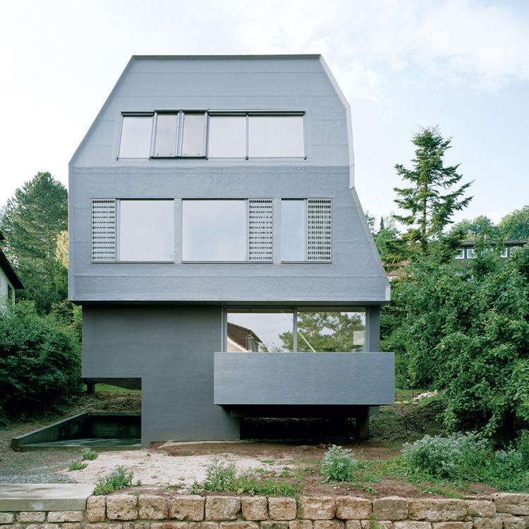 JustK Haus zero-energy prefab home in Germany