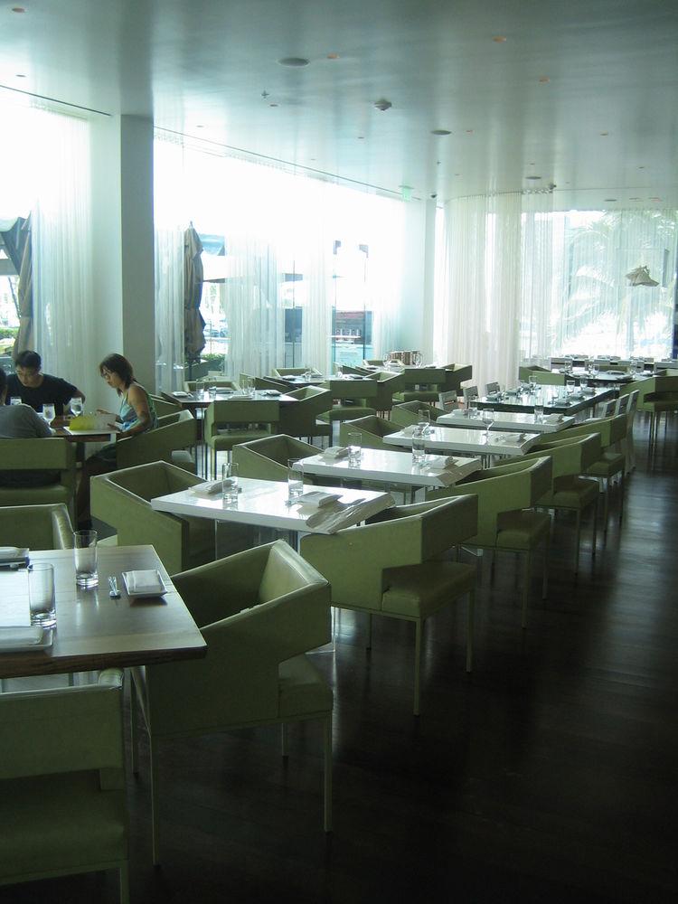Masaharu Morimoto restaurant in Modern Honolulu