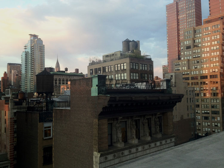 NoMad Hotel New York Rooftop