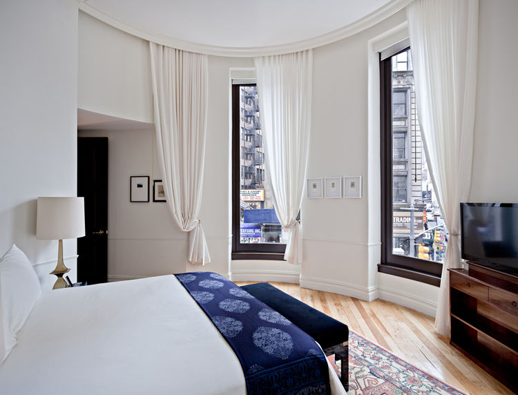 NoMad Hotel New York Room With a View