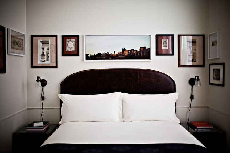 NoMad Hotel New York Bedroom