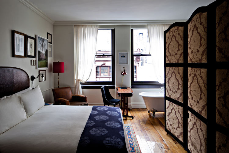 NoMad Hotel New York Guest Room