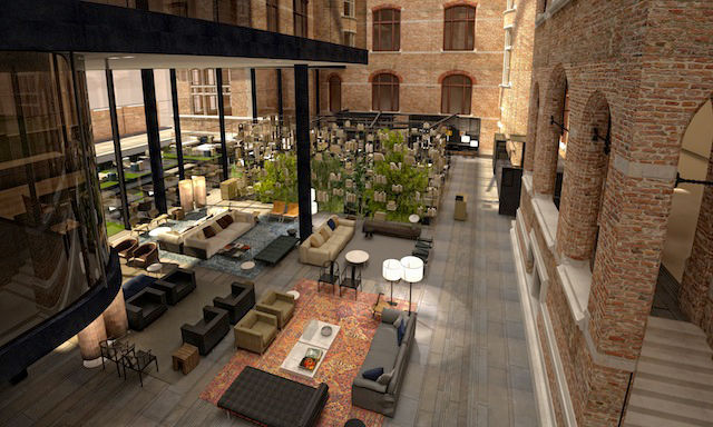 The Conservatorium Hotel in Amsterdam