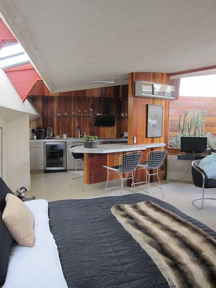 Hotel Lautner bedroom