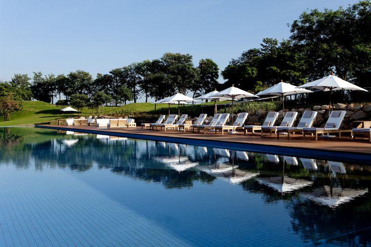 Hotel Fasano Boa Vista Pool in Brazil