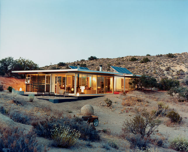 iT House in Joshua Tree, California