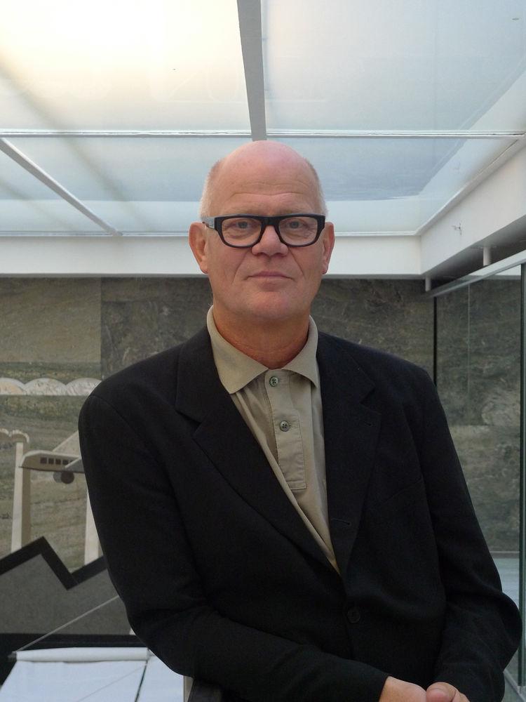 Anders Färdig of Design House Stockholm