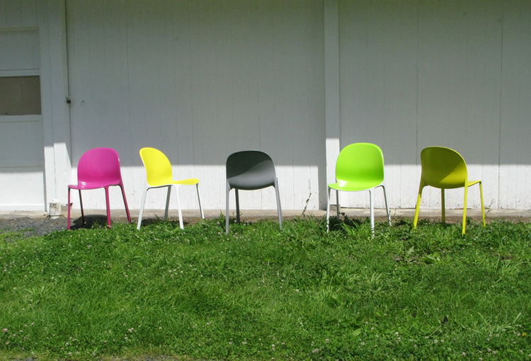 Chairs by Jonathan Olivares for Knoll