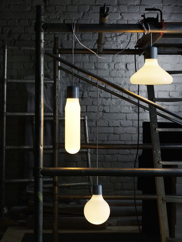 Pendant Lights designed by Form Us With Love