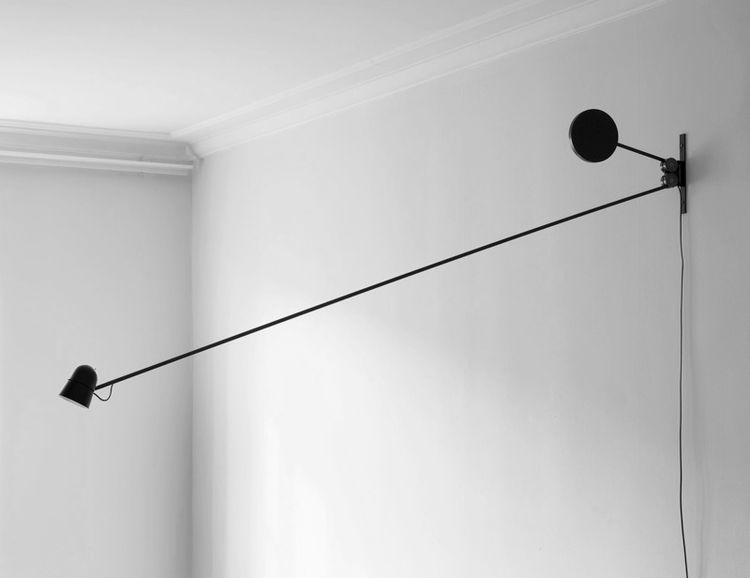 Counterbalance light by Daniel Rybakken