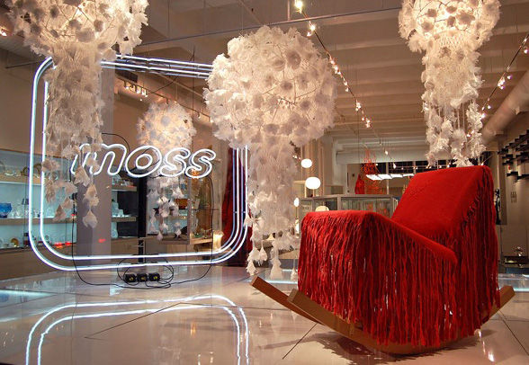 Moss Design Emporium in New York