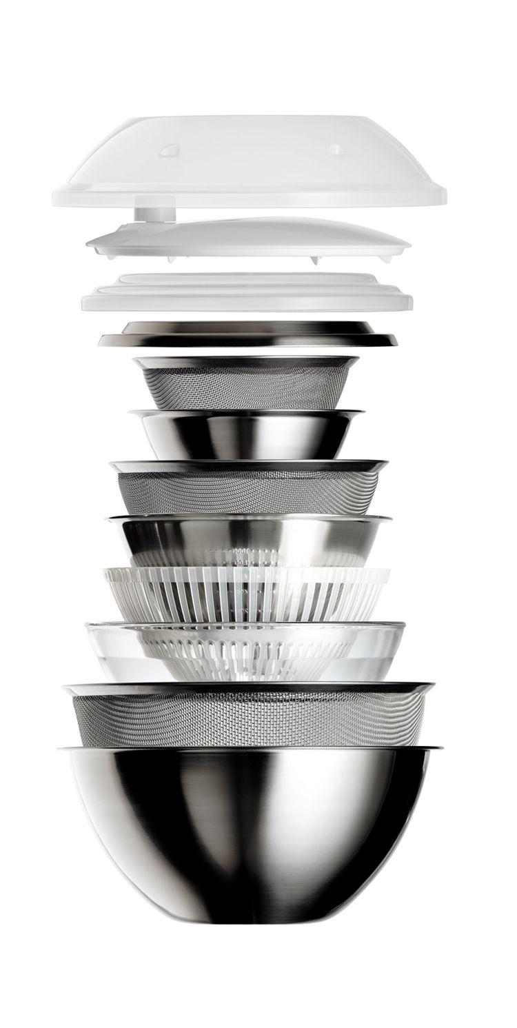 Allround Bowls by Sotaro Miyagi of Miyagi Design Office.