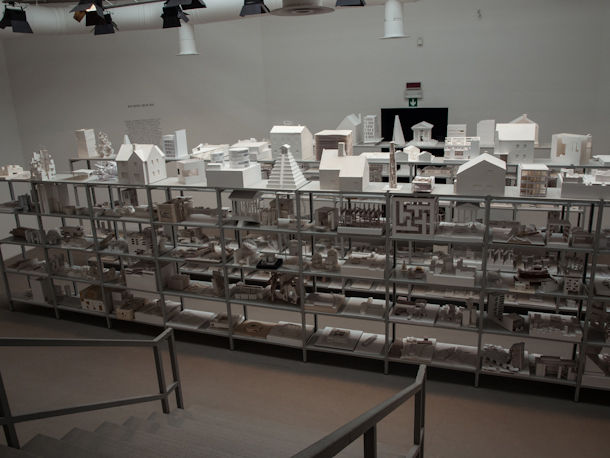40,000 Hours installation at Venice Biennale
