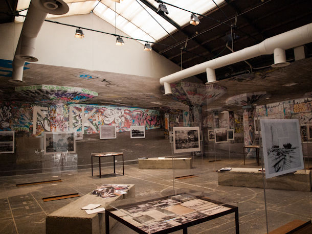 OMA installation at Venice Biennale