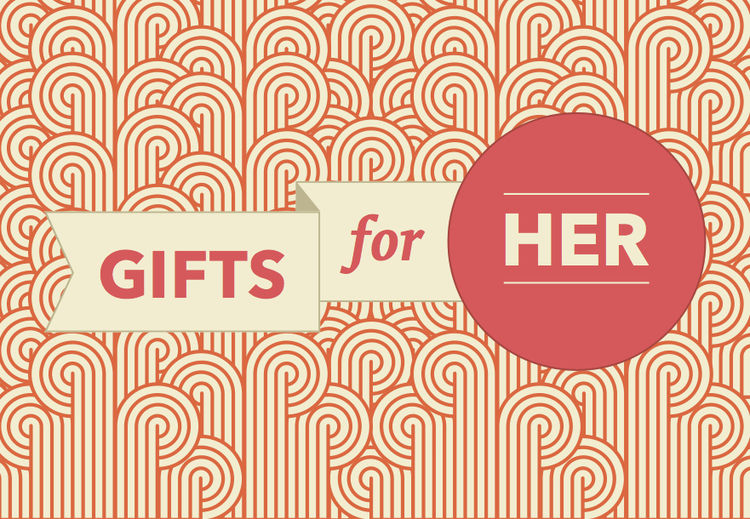 Dwell Holiday Gift Guide for her