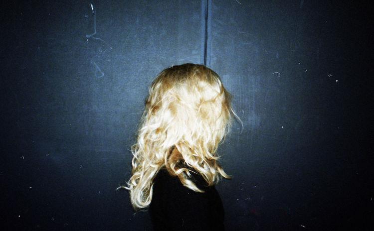 Ester, side profile portrait