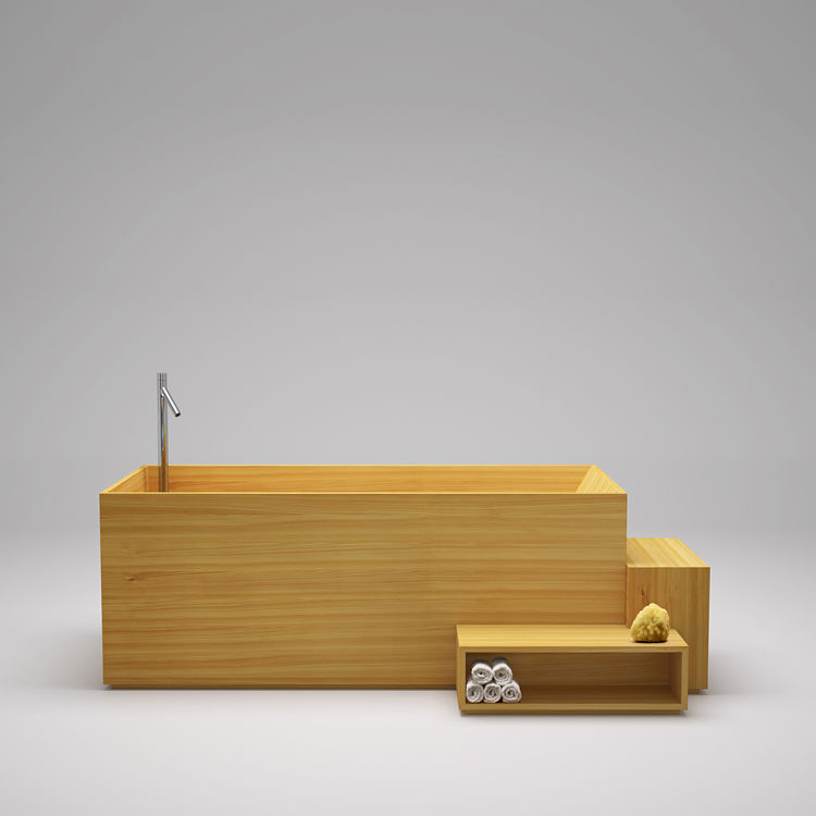 Bathtub by Nendo for Bisazza Bagno