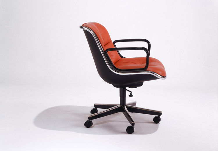Executive Office Chair by Charles Pollock for Knoll