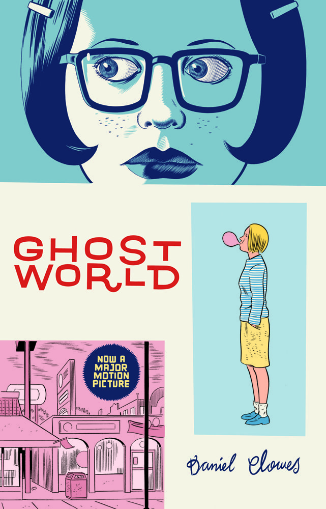 Ghost World Graphic Novel by Daniel Clowes