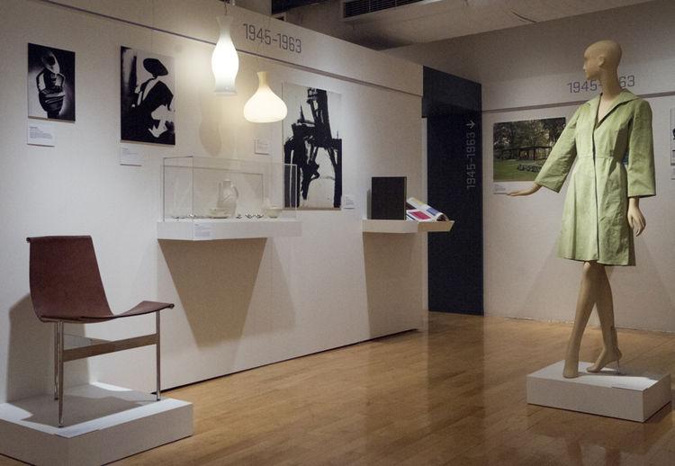 Installation shot of Pratt's Top 125 Icons gallery