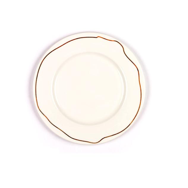 Chain Dinner Plate by Jason Miller