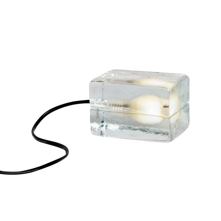 Mini Block Lamp by Design Stockholm