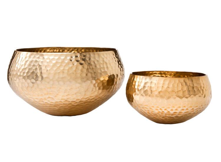 Nate Berkus for Target brass bowls