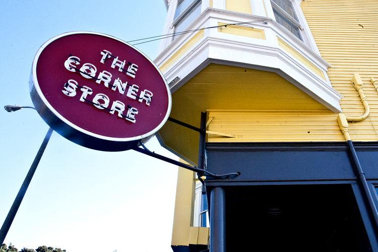 The Corner Store in San Francisco, California