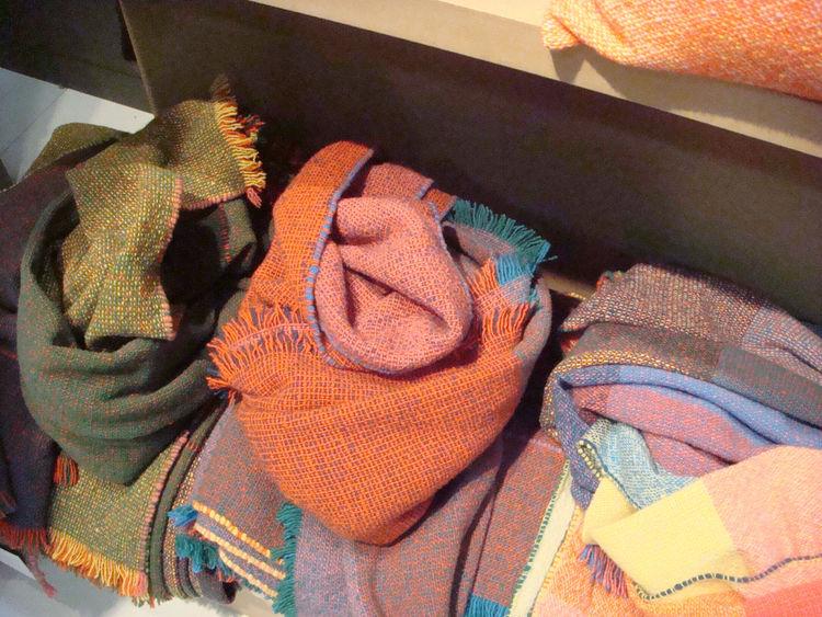 Teixidors blankets Best Textiles Award ICFF 2012