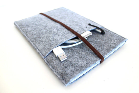 iPad Wool Sleeve by Bholsa