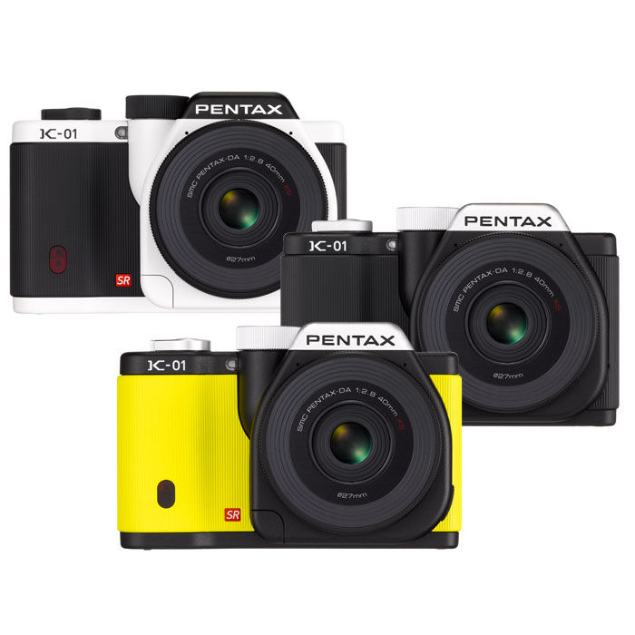 Marc Newson Pentax Camera