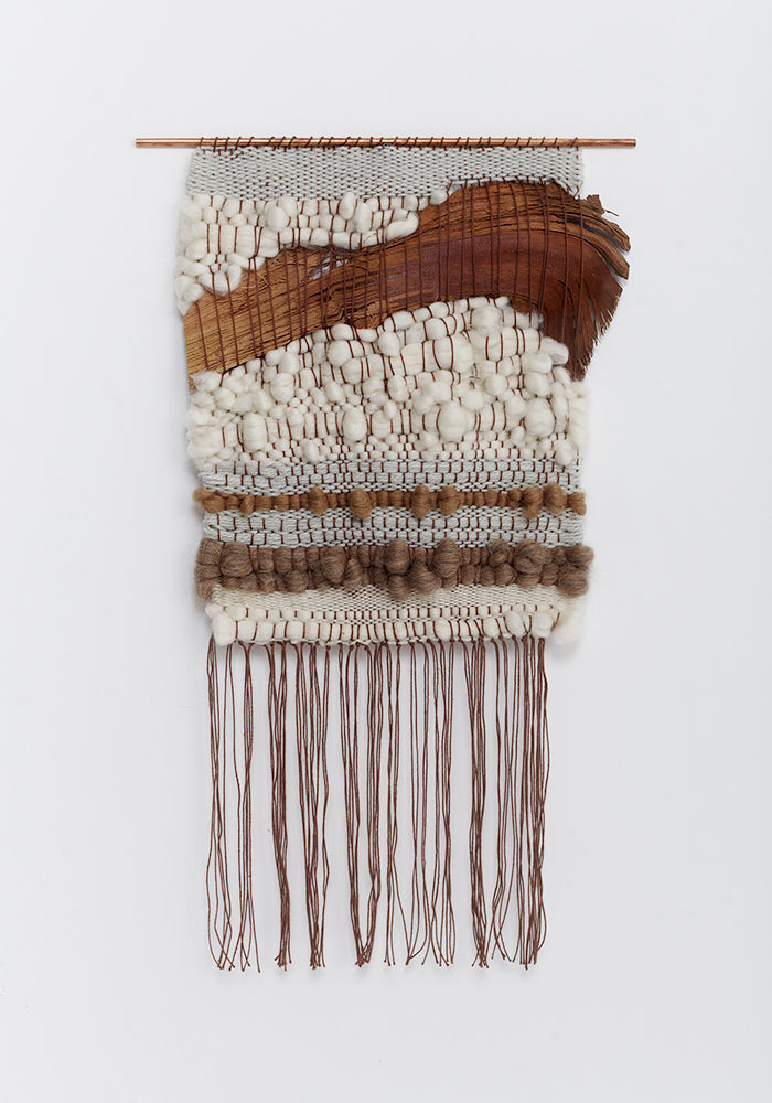 textile art from mohawk general store