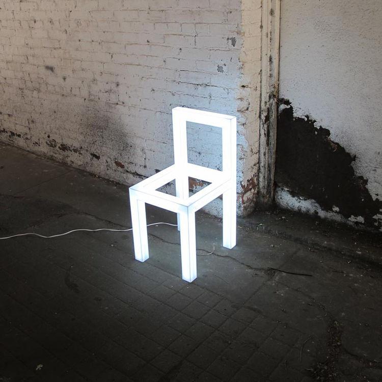 Holey Chair by Takeshi Miyakawa