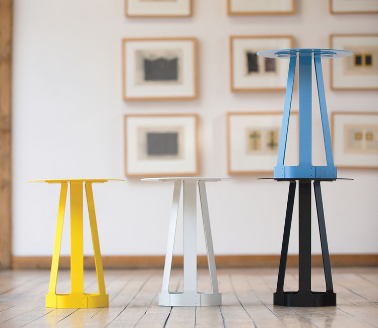 Sixagon tables by Misewell