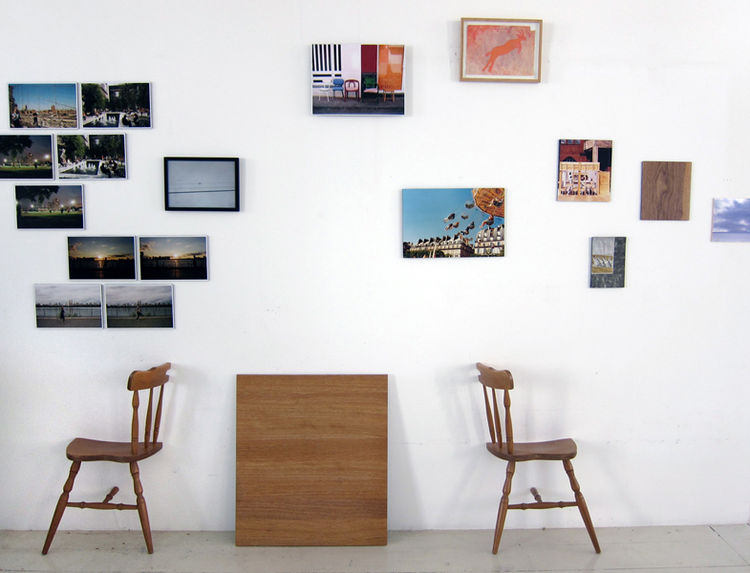 Sight Unseen art wall