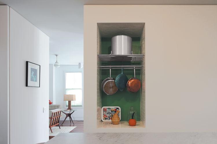 Kitchenware nook
